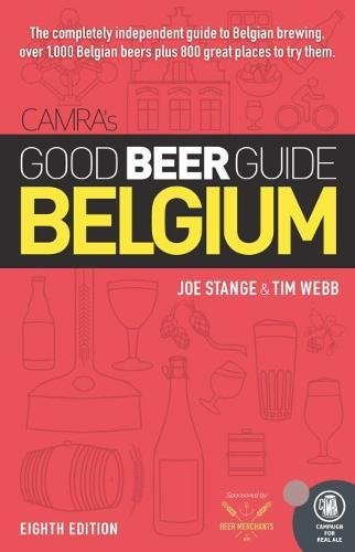 CAMRA's GOOD BEER GUIDE BELGIUM (Belgian Beer Guide)