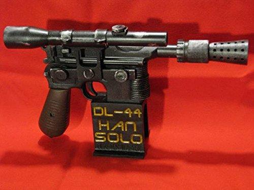 STAR WARS 1/1 ハン・ソロ DL-44 ヘビー ブラスター ピストル 3D プリント スターウォーズ