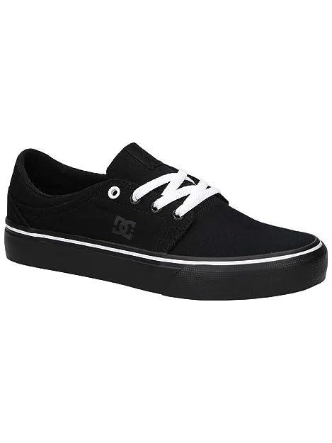 DC Shoes Trase Tx M Shoe - Zapatillas Unisex adulto, Rojo oscuro (Dark Red), 38 EU
