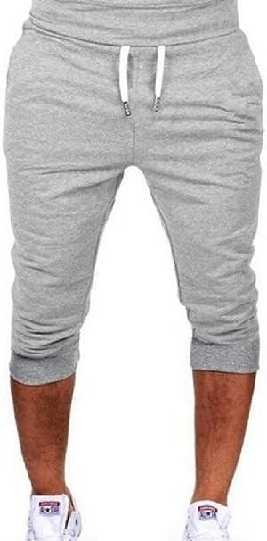 Amazon.com: YYG - Pantalones deportivos para hombre, con ...
