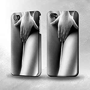 Apple iPhone 5 / 5S Case - The Best 3D Full Wrap iPhone Case - Gorgeus Sexy Girl
