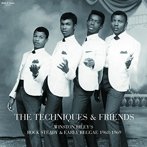 VA-The Techniques and Friends Winston Rileys Rock Steady and Early Reggae 1968-1969-(DSR CD016)-CD-FLAC-2017-YARD Download