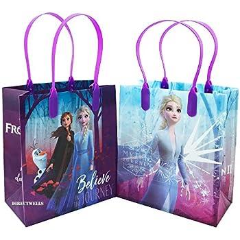 Amazon.com: Disney Frozen 2 Olaf Party Favor Goodie Bolsas ...