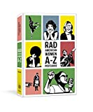 img - for Rad American Women A-Z Postcards book / textbook / text book