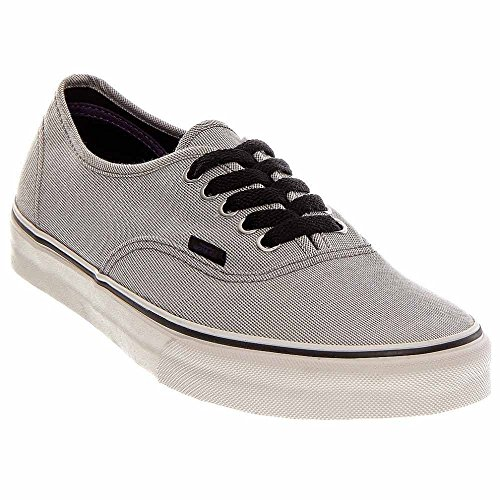 Vans Unisex Authentic Pin Stripe Skate Sneakers Suitedsteelgreyblack KrLGTz