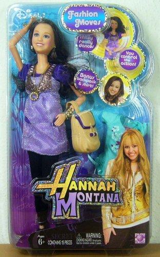 Hannah Montana Fashion Collection Dancing Doll:Miley (Hannah Montana Miley Doll)