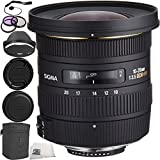 Best SSE Camera Cleaning Kits - Sigma 10-20mm f/3.5 EX DC HSM Autofocus Zoom Review