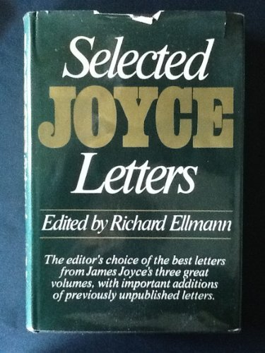 Joyce: Selected Letters