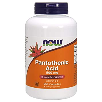 great earth pantothenic acid 1000 mg