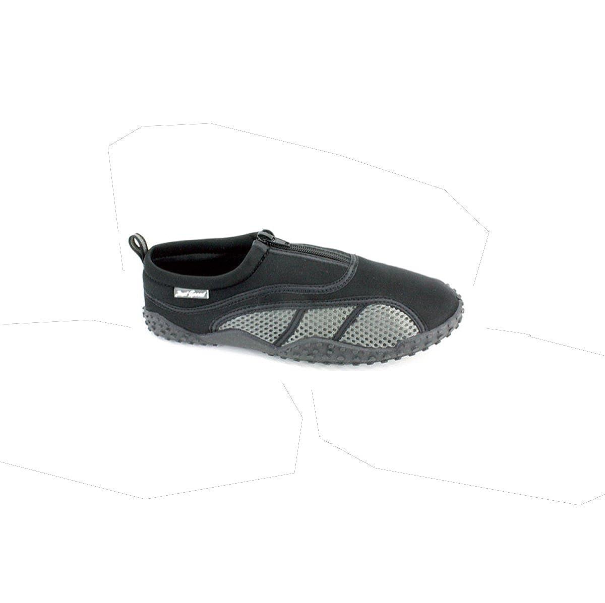 Mens Just Speed Big Size Large Size Plus Size Neoprene Zipper Mesh Water//Aqua Shoes
