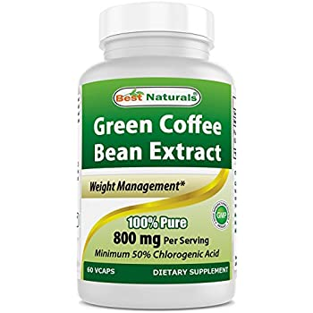 how to take green coffee bean extract capsules