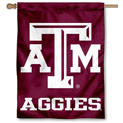 Texas A&M Aggies Banner House Flag