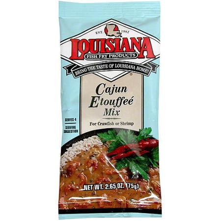 - LOUISIANA Cajun Etoufee Mix 2.65 OZ (Pack of 6)