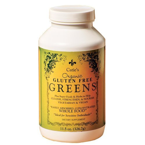 Caties Organic Gluten Free Greens