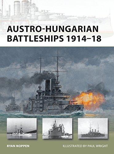 Austro-Hungarian Battleships 1914–18 (New Vanguard)