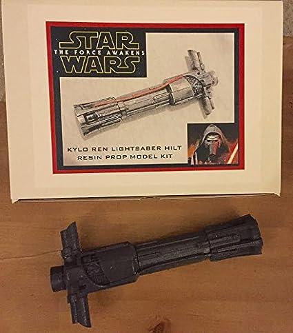 Amazon com : Star Wars The Force Awakens Kylo Ren Lightsaber