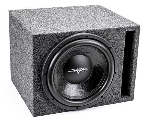 "Skar Audio Single 12"" 1500 Watt Subwoofer Package - Inclu..."