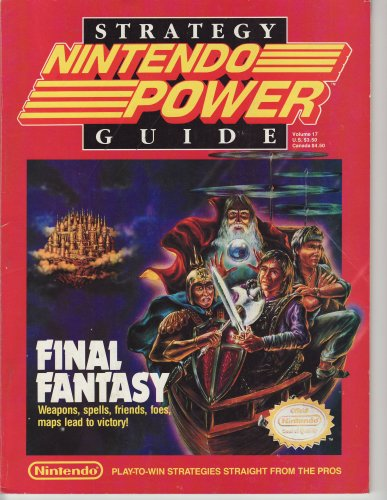 Strategy Nintendo Guide Final Fantasy (Strategy Nintendo Power Guide, Volume 17)