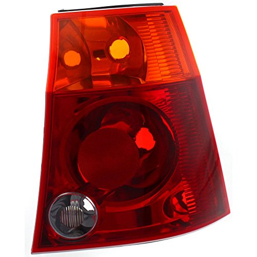 Chrysler Pacifica Touring (Evan-Fischer EVA15672037160 Tail Light for Chrysler Pacifica 04-08 Lens and Housing Red and Amber Lens Right Side)