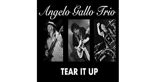 Amazon.com: Tear It Up - EP: Angelo Gallo Trio: MP3 Downloads