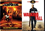 Walking Tall , The Scorpion King : The Rock Action 2 Pack Collection