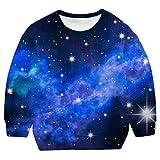 type 1 childs life jacket - SAYM Boys' Teen Galaxy Crewneck Kids Fleece Hoodies Youth Sweatshirts NO1 S