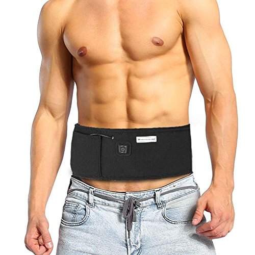 Used, Fat Burning Heating Belt Slimming Waist Trimmer Weight for sale  Delivered anywhere in Canada
