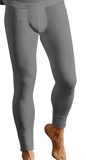 Classic Camiseta Interior Para Hombre Térmicos Cálidos Calzoncillos Largos Ropa Interior Esquiar Desgaste - algodón, Carbón, classic 50% algodón 50% ...