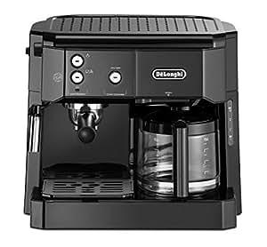 DeLonghi BCO 411.b Autonome tam otomatik kahve makinesi (Autonome, makine, Unisex, siyah, paslanmaz çelik, düğmeler, döndürülebilir, 1L)