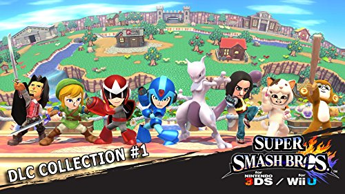 1 Wii - Super Smash Bros. DLC Collection #1 - Wii U [Digital Code]