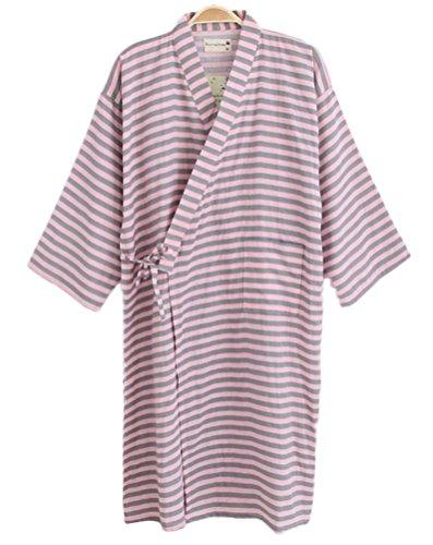 Soojun Japanese kimono Cotton Pajamas