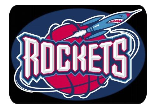Houston Rockets Neoprene NBA Mouse Pad 8 X 9.5