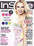 InStyle (January 2014 - Britney Spears Cover)
