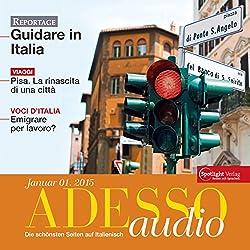 ADESSO audio - Pisa. 1/2015