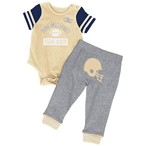 Georgia Tech Yellowjackets NCAA Infant