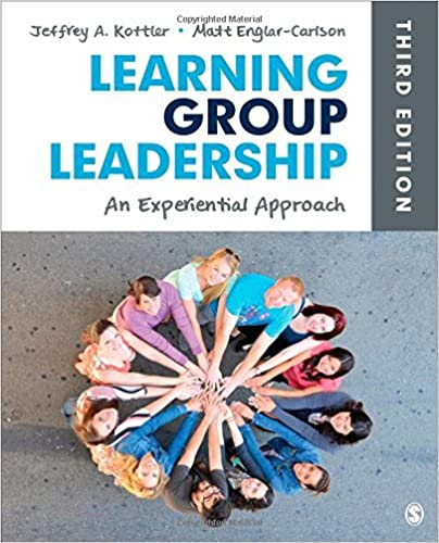 Book Learning Group Leadership: An Experiential Approach by Jeffrey A. Kottler (2014-08-19)