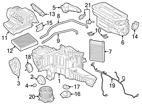 Amazon Com Ford Fl3z 18472 F Genuine Hose