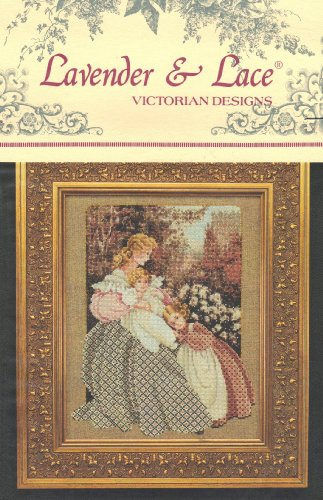 Morning Song - One Counted Cross Stitch Pattern - Lavender a