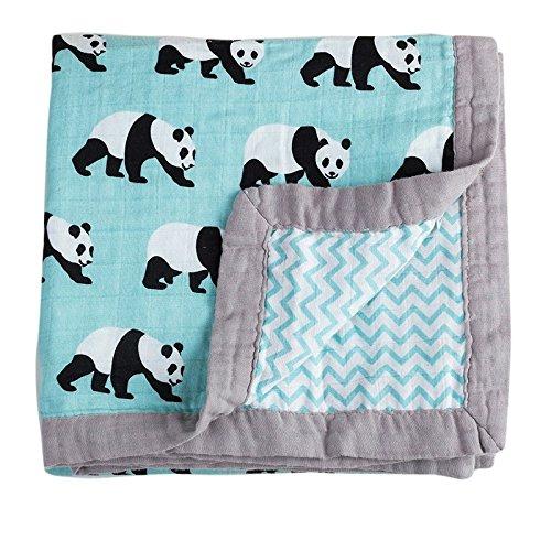 - Quest Sweet Baby muslin Swaddle Blankets, Nursing Cover, Burp Cloth, muslin Baby Blanket, Winter Receiving Blanket