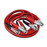 ALEKO CH-NA008 Heavy Duty 2 GA Booster Cable Jumping Cables Power Jumper Auto Battery Booster Cables CCA 20FT