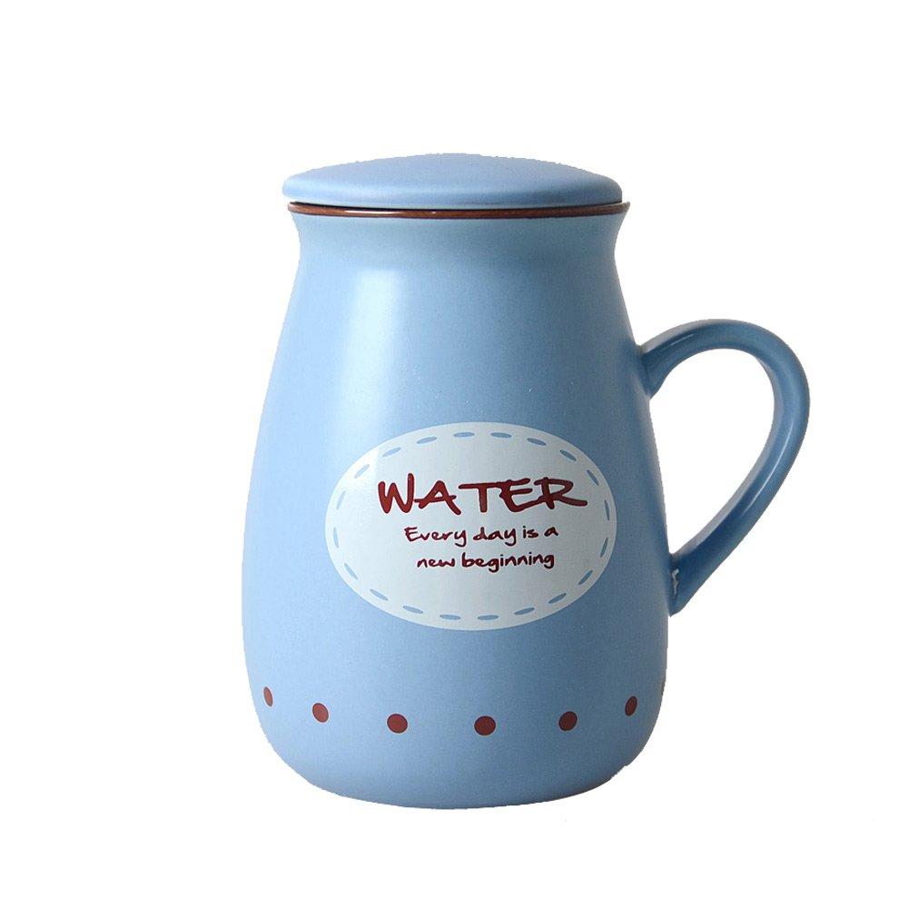 HwaGui-Keramische Tasse Handgemacht mit Griff für Kinder und Mädchen ...