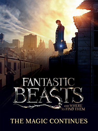 Bonus Content  Fantastic Beasts And Where To Find Them   The Magic Continues