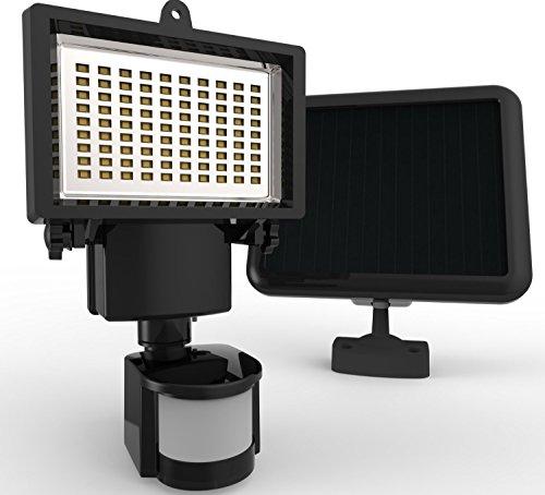 Solar Lights, KIWII Bright 90 LED Solar Powered Security Lights Waterproof Outdoor Motion Sensor Lighting for Wall...