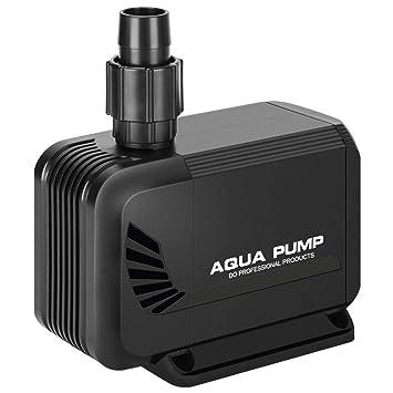 Xinjin-C Bomba de Agua Sumergible Multifuncional Mini Bomba Sumergible para Acuario Estanque Estanque Pecera de Agua Característica de Bomba de Agua: ...