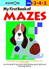 This book gives children the opportunity to build a firm foundation for pencil-control skills by tracing lines through basic mazes following clear directional indicators. The exercises have many three-dimensional illustrations, such as towns,...