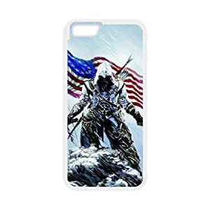 Assassin'S Creed iPhone 6 Plus 5.5 Inch Cell Phone Case White gift pp001_9407440