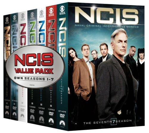 Ncis  Seasons 1 7