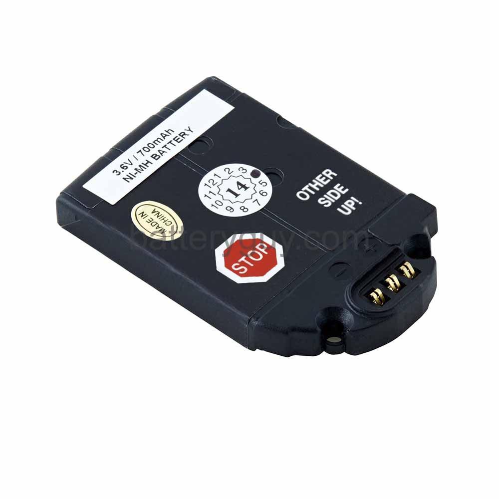 Replacement battery for Motorola HNN9720A, HNN9720B, HNN9720B Dantona SBP-9720