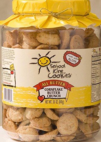 hawaiian-school-kine-cookies-cornflake-butter-crunch-large-30-oz-container