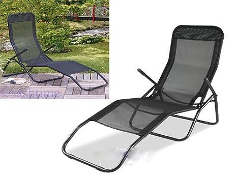 Sedia A Sdraio Basculante : Sedia sdraio mare alluminio poltroncina sdraio alluminio sedia